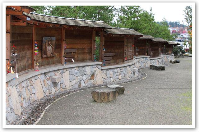 Bainbridge Island Japanese American Exclusion Memorial Picture