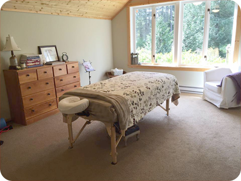 Bainbridge Island Massage Therapy Review - Rosemary Michaels LMP