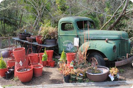 Bainbridge Gardens Truck Picture